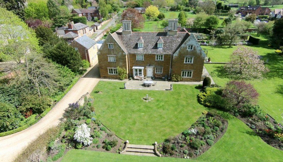 Medbourne Aerial Property Photography